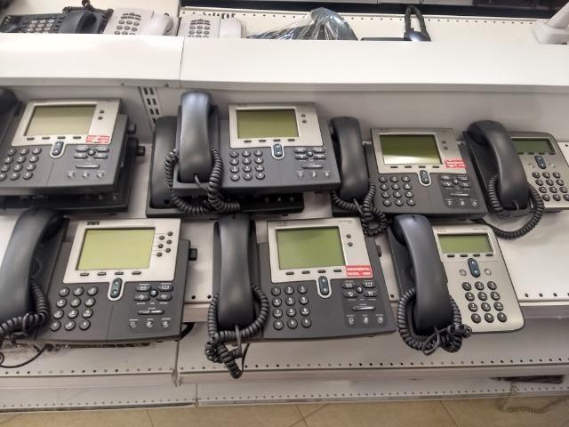 Telefone Cisco ip phone 7942 - Foto 3