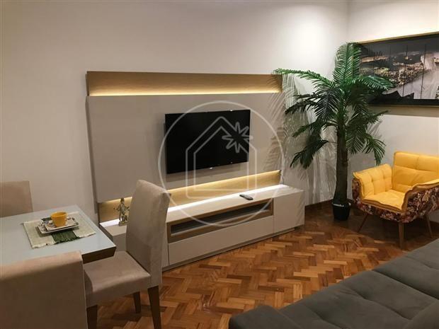 Apartamento à venda com 1 dormitórios em Copacabana, Rio de janeiro cod:886181 - Foto 3