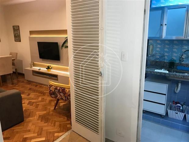 Apartamento à venda com 1 dormitórios em Copacabana, Rio de janeiro cod:886181 - Foto 9