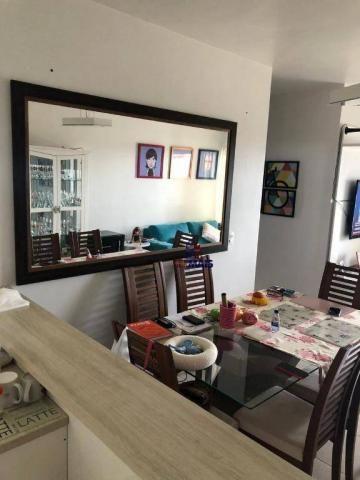 Apartamento para alugar, por R$ 2.600/mês - Rio Madeira - Porto Velho/RO - Foto 3