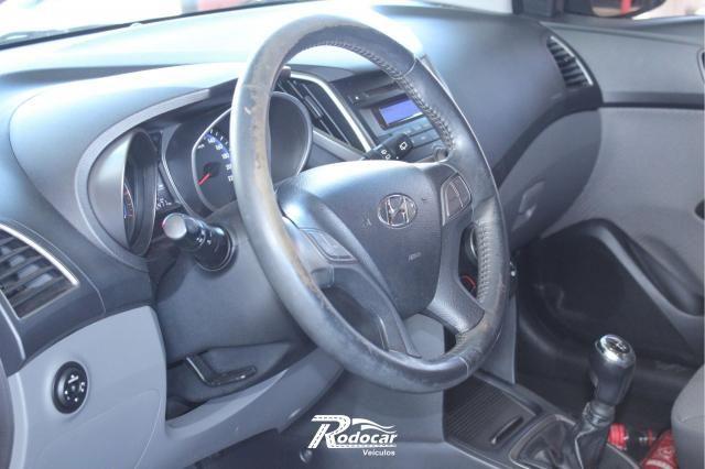 Hyundai HB20 Premium 1.6 Cinza - Foto 4