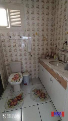 Casa com 6 dormitórios à venda, 267 m² por R$ 1.200.000,00 - Parquelândia - Fortaleza/CE - Foto 16