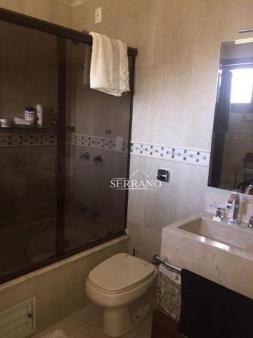 Casa com 4 dormitórios à venda, 390 m² por R$ 1.700.000,00 - Condomínio Villagio Capriccio - Foto 14