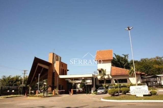 Casa com 4 dormitórios à venda, 390 m² por R$ 1.700.000,00 - Condomínio Villagio Capriccio - Foto 19