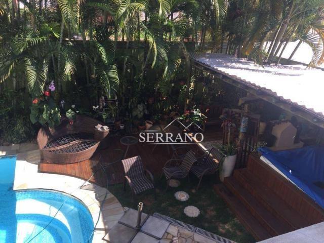 Casa com 4 dormitórios à venda, 390 m² por R$ 1.700.000,00 - Condomínio Villagio Capriccio - Foto 10