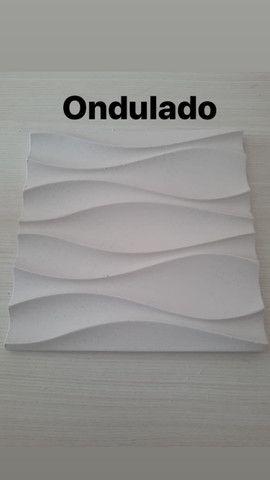 Placa de gesso 3D - Foto 3