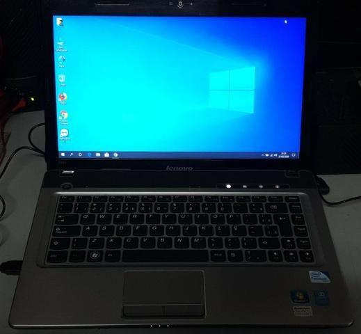Notebook Lenovo Z460 P6100 4gb de memoria 120gb SSd