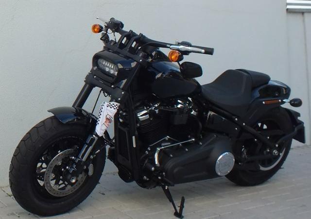 Harley Davidson Fat Bob 114 - Foto 8
