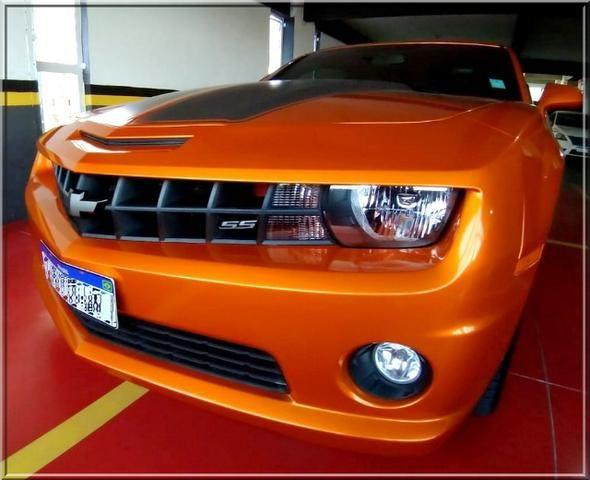 Camaro SS Coupé 6.2 V8 2013 versão exclusiva, o mais lindo do Brasil!! - Foto 13