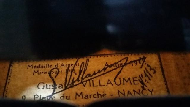 Extraordinário* Violino Antigo, Francês, Centenário. Raridade. Link de vídeo na descrição - Foto 6