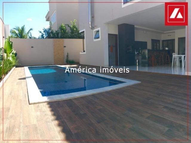 Lindo Sobrado Cond. Alphaville, 313 m² de Área Construída - Foto 10