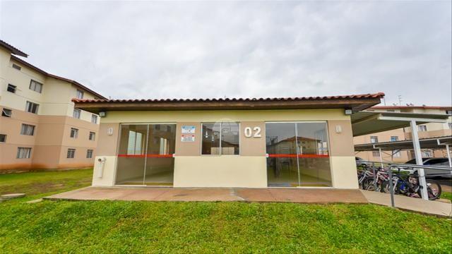 Apartamento à venda com 2 dormitórios em Sítio cercado, Curitiba cod:925353 - Foto 17