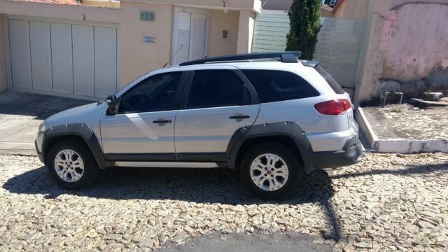 Fiat Palio Weekend versão adventure Ano 2011/2012 A mais top toda revisada!!! - Foto 6
