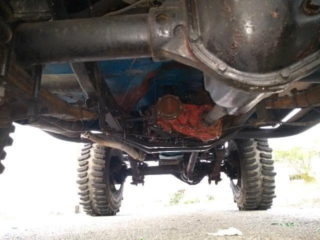 Trovão Azul Terrestre Jeep Willys CJ5 - Foto 4