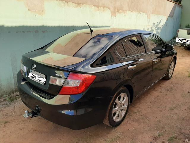 Honda Civic EXS 2013 - Foto 3