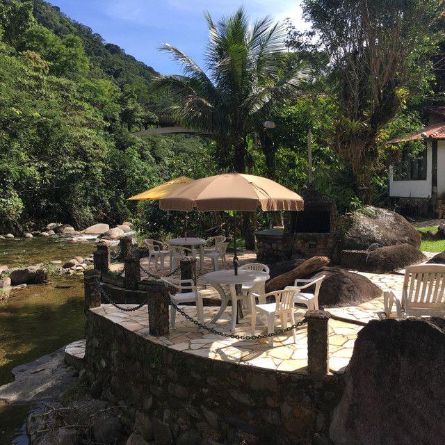 Casa da Cachoeira no pé da Serra de Friburgo - Foto 9