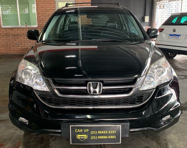 Honda CR-V Exl Gnv 5º Geração !!! IPVA 2021 OK !!!