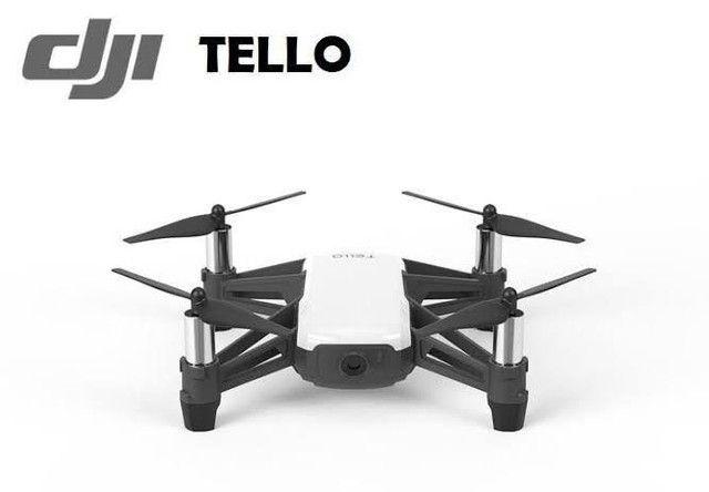 Drone dji original kit completo novo lacrado