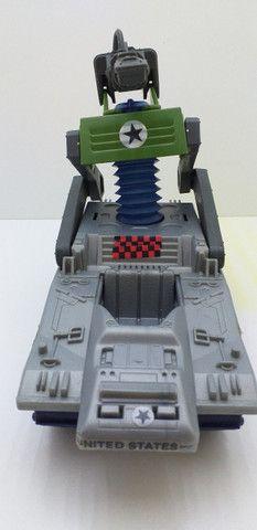 Pulverizer Battle Force 2000 G.i.Joe/Comandos em Ação/Cobra - Epic Toys Brasil - Foto 2