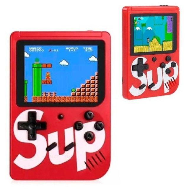 Mini Game Retro Com 400 Jogos Games Classicos , Boy Tela 3 polegadas melhor q Psp - Foto 3