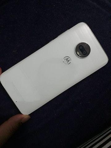 Motorola G7 plus 64gb com pequeno detalhe - Foto 3