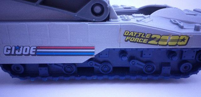 Pulverizer Battle Force 2000 G.i.Joe/Comandos em Ação/Cobra - Epic Toys Brasil - Foto 3