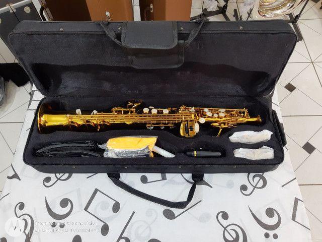 Saxofone soprano - Foto 2