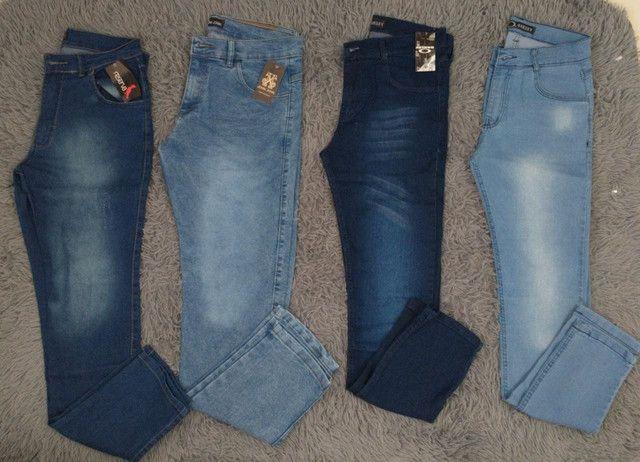 Calça jeans skinny - Foto 2
