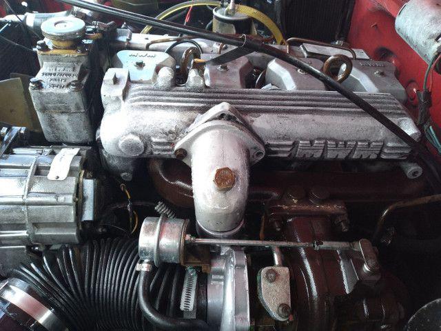 F4000 98 motor MWM - Foto 7