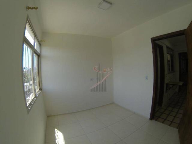 Apartamento com 4 dormitórios para alugar, 181 m² por R$ 1.650,00/mês - Centro - Foz do Ig - Foto 18