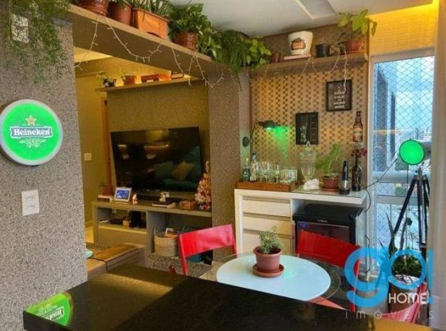 Apartamento com 3 dormitórios à venda, 78 m² por R$ 550.000 - Cremação - Belém/PA - Foto 14
