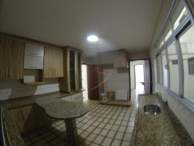 Apartamento com 4 dormitórios para alugar, 181 m² por R$ 1.650,00/mês - Centro - Foz do Ig - Foto 14