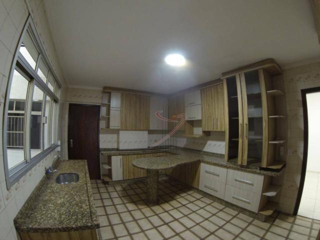 Apartamento com 4 dormitórios para alugar, 181 m² por R$ 1.650,00/mês - Centro - Foz do Ig - Foto 12