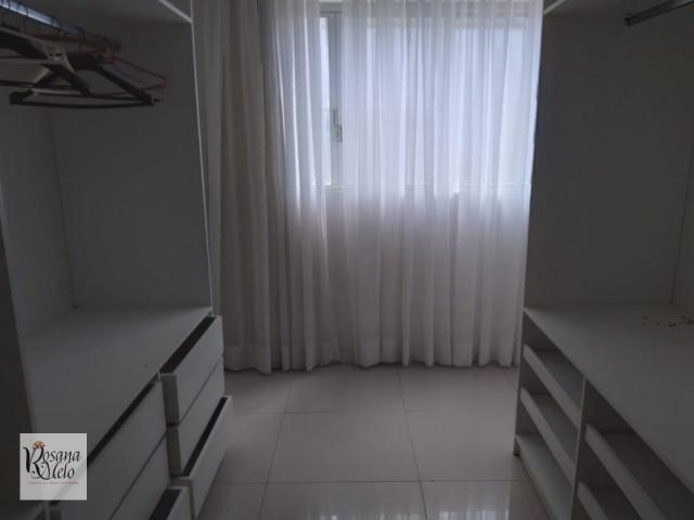 EDF INFANTE DOM HENRIQUE / BOA VIAGEM / 260 m2 / 3 QUARTOS/SUITE / PERTO DA PRAIA - Foto 17