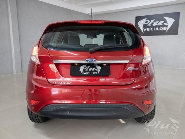 Ford Fiesta TITANIUM 1.6 AUT 4P - Foto 8