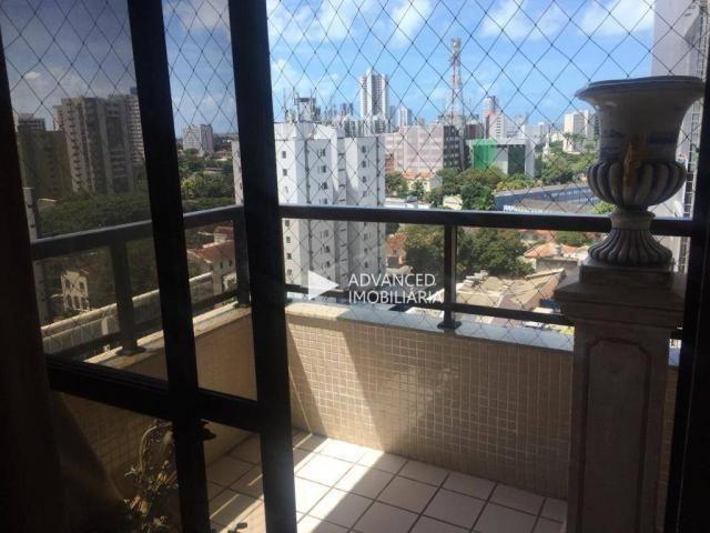 Apartamento com 4 dormitórios à venda, 260 m² por R$ 1.500.000 - Graças - Recife/PE - Foto 14