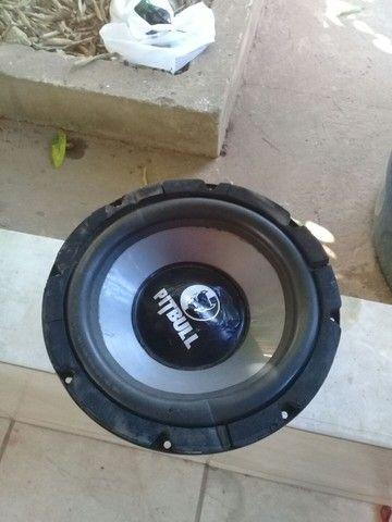 Grave Pitbull 12' usado  - Foto 2