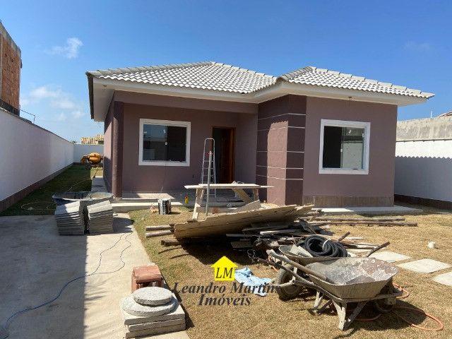 Em Construção / Linda e ótima casa primeira locação em itaipuaçu !!