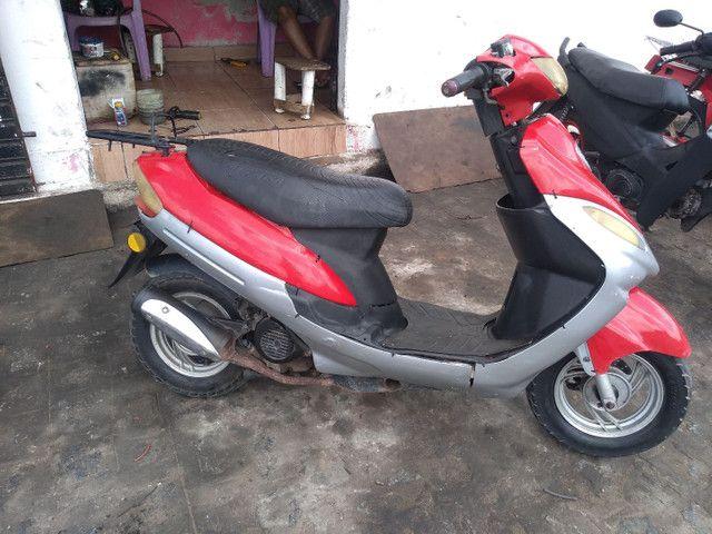 Jonny scooter