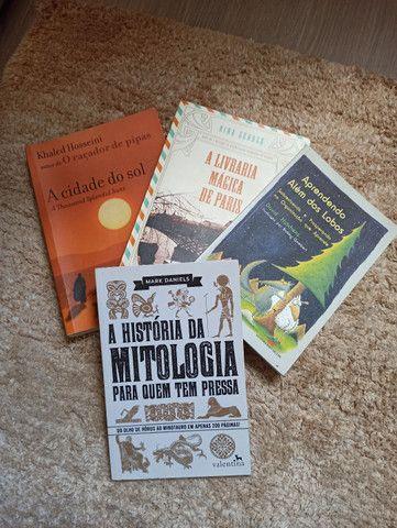 Kit com 4 livros