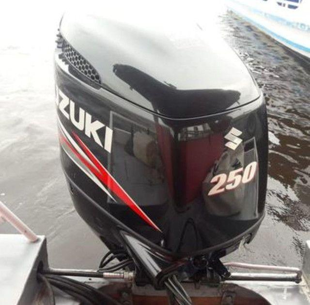 Motor Suzuki 250 hp