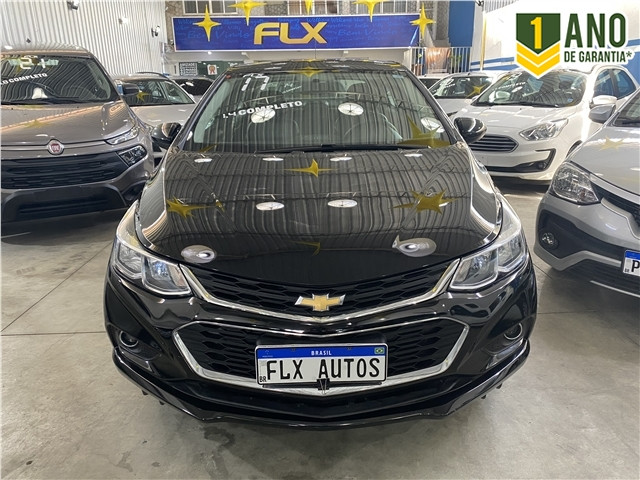 Chevrolet Cruze 2017 1.4 turbo lt 16v flex 4p automático