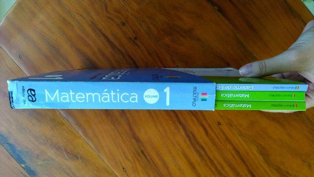 Projeto Múltiplo Matemática *Volume 1* Editora Ática  - Foto 2