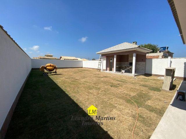 Em Construção / Linda e ótima casa primeira locação em itaipuaçu !!  - Foto 6