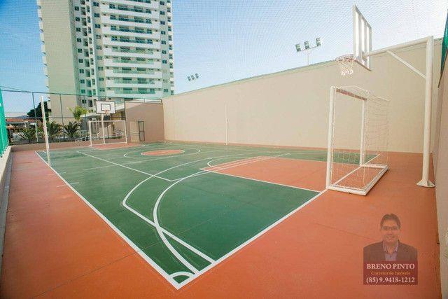 Apartamento no Tribeca com 3 dormitórios à venda, 119 m² por R$ 1.139.260 - Aldeota - Fort - Foto 9