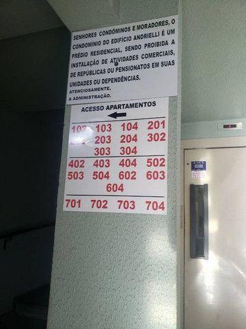 Apartamento à venda com 2 dormitórios em Setor central, Goiânia cod:M22AP1110 - Foto 8
