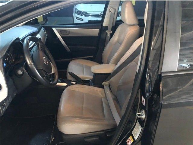 Toyota Corolla 2018 2.0 xei 16v flex 4p automático - Foto 9