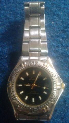 TORRO; Dois Relógios Por R$ 65.00, MOHAWK & TECHNOS, Funcionando Perfeitamente - Foto 2