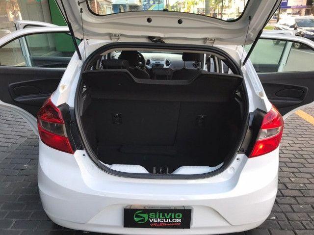 Ford KA SE 1.0 Flex Manual Branco 2015 - Foto 11