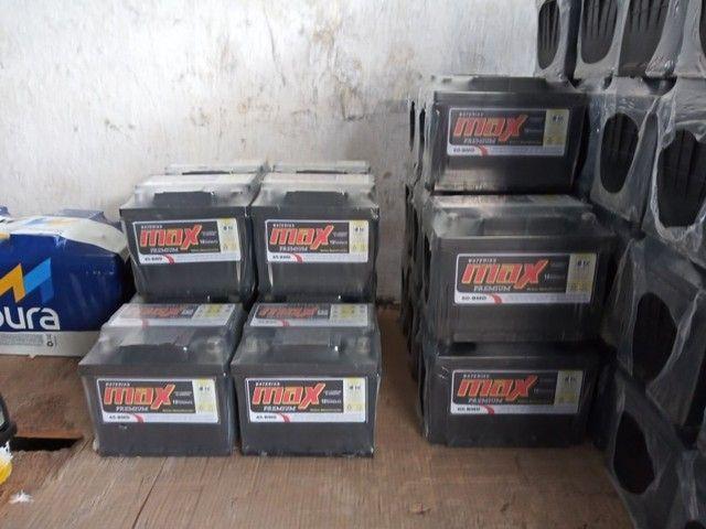Baterias novas para todos as marcas de carro. - Foto 4